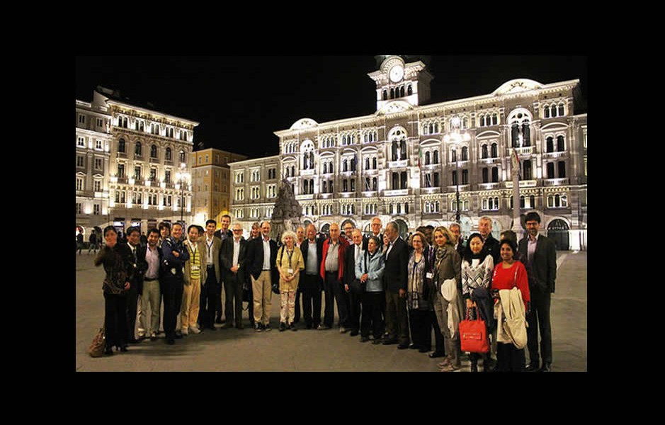 Trieste Italy CNCC Meeting 2015