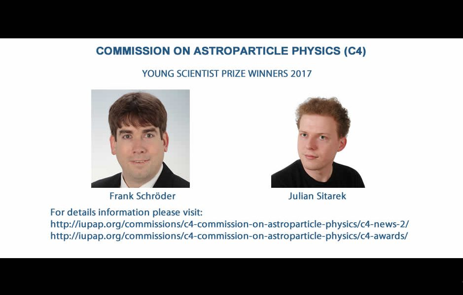 COMMISSION ON ASTROPARTICLE PHYSICS (C4)