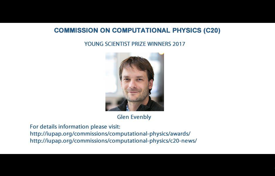 COMMISSION ON COMPUTATIONAL PHYSICS (C20)